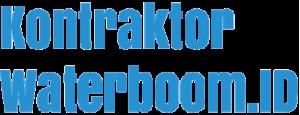 kontraktor waterboom