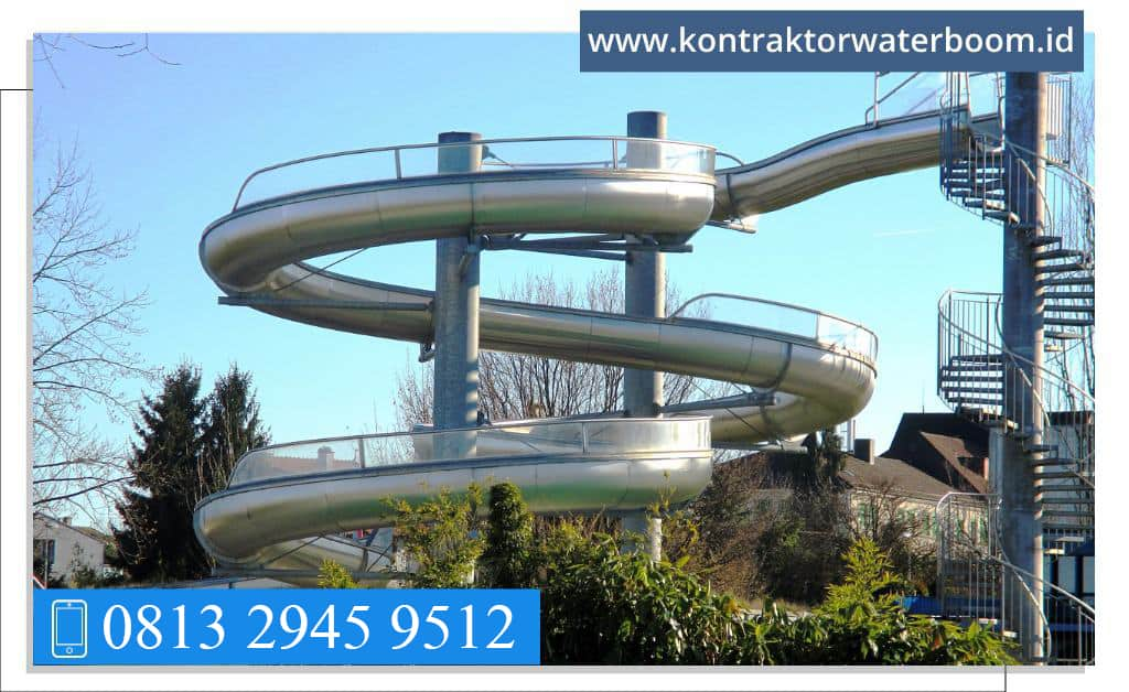 Kontraktor Waterboom dan Waterslide