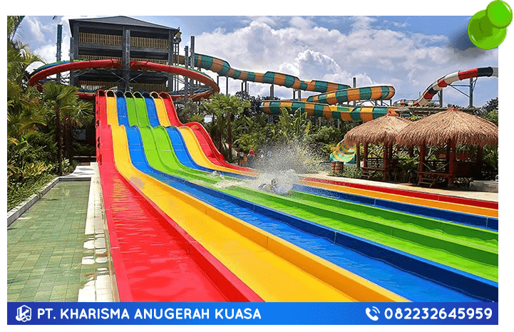 Kontraktor Waterboom & Waterpark