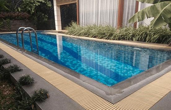buat kolam renang