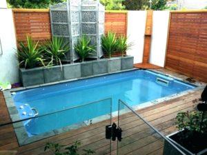 Desain Kolam Renang Minimalis Belakang Rumah Dengan Budget Minim Raga Pool